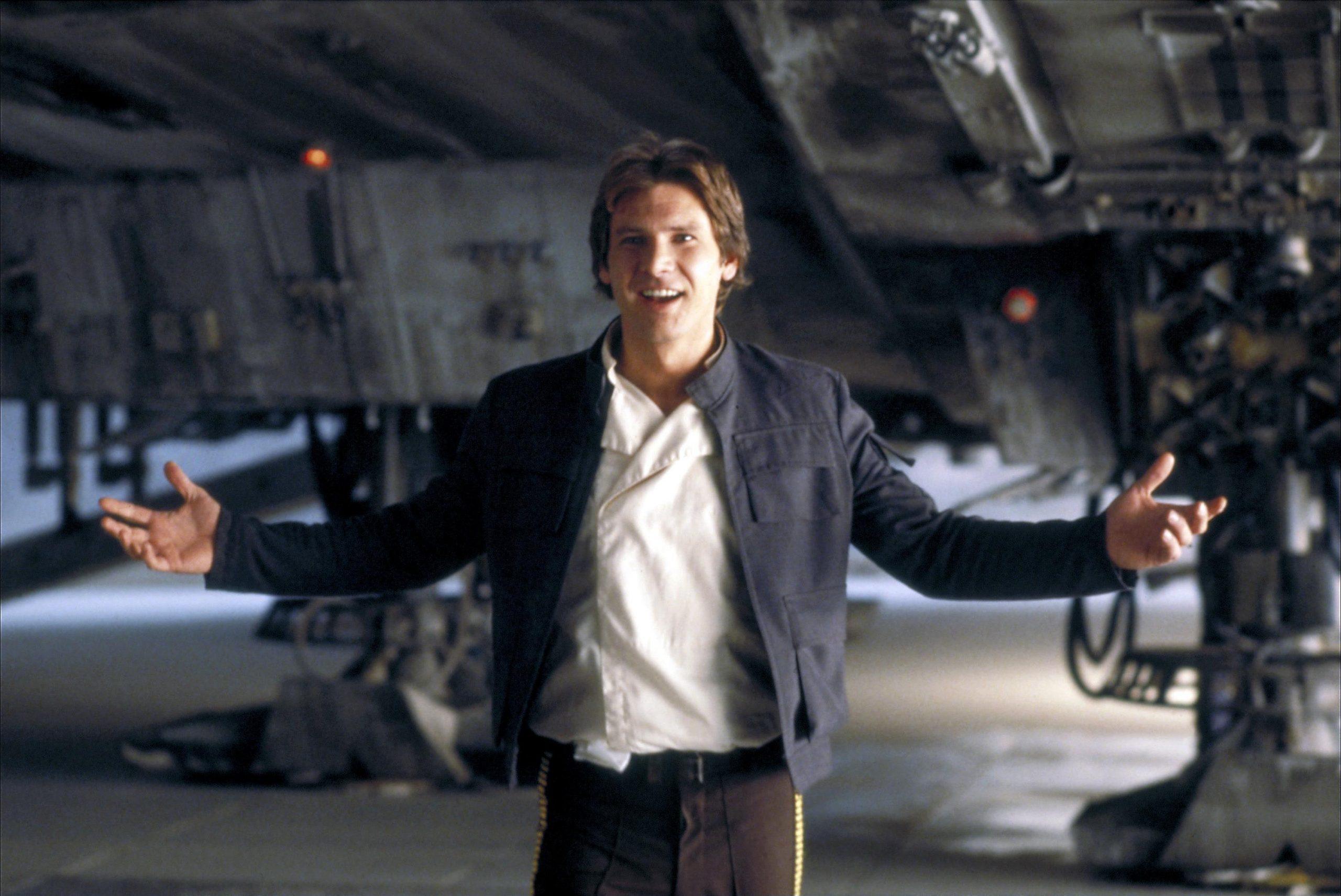 Empire Strikes Back Han Solo