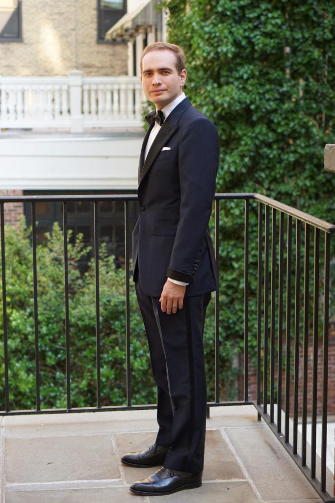 Matt spaiser editor of bond suits