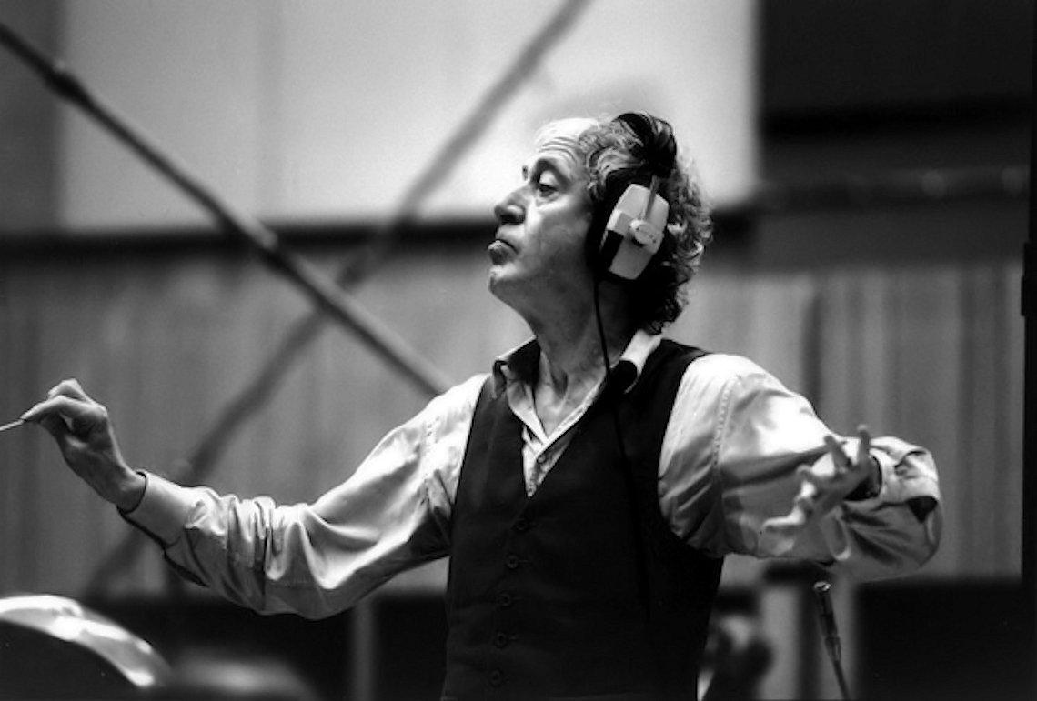 john barry conducting