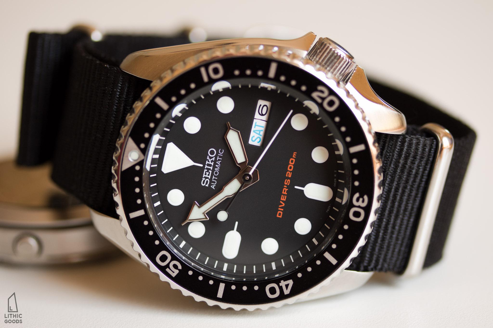 seiko alternative watch
