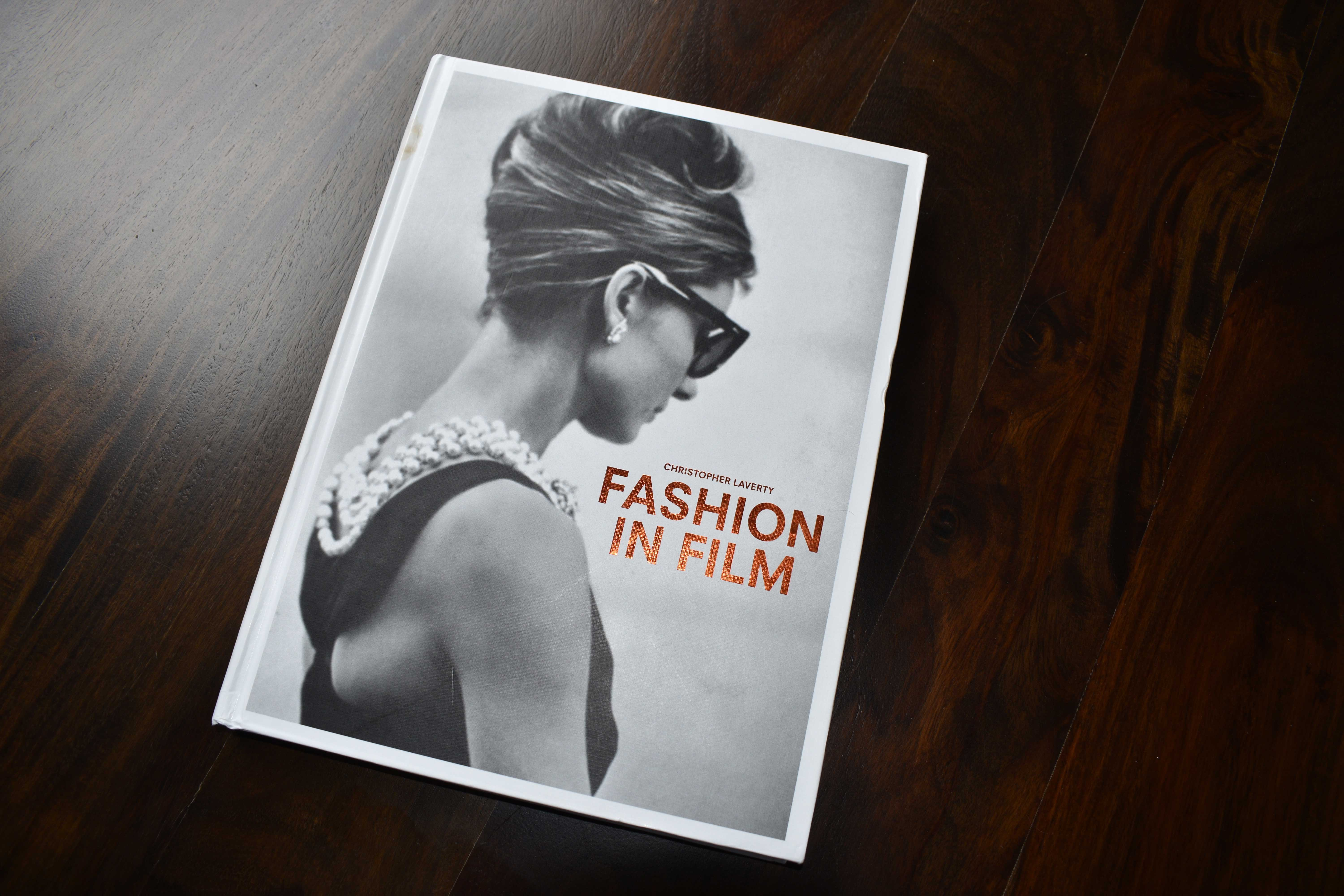 clothes on film book