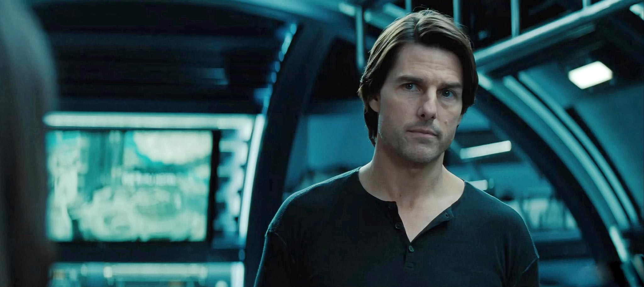 Tom Cruise Ghost Protocol