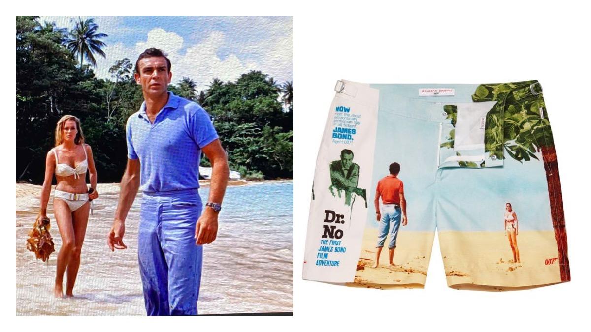 dr no orlebar brown swim shorts