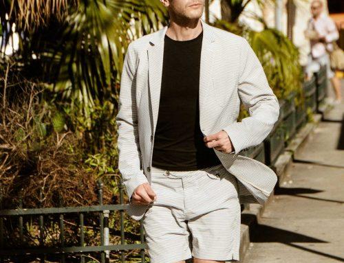 Worthy of Bond | Hemingsworth Swim Shorts