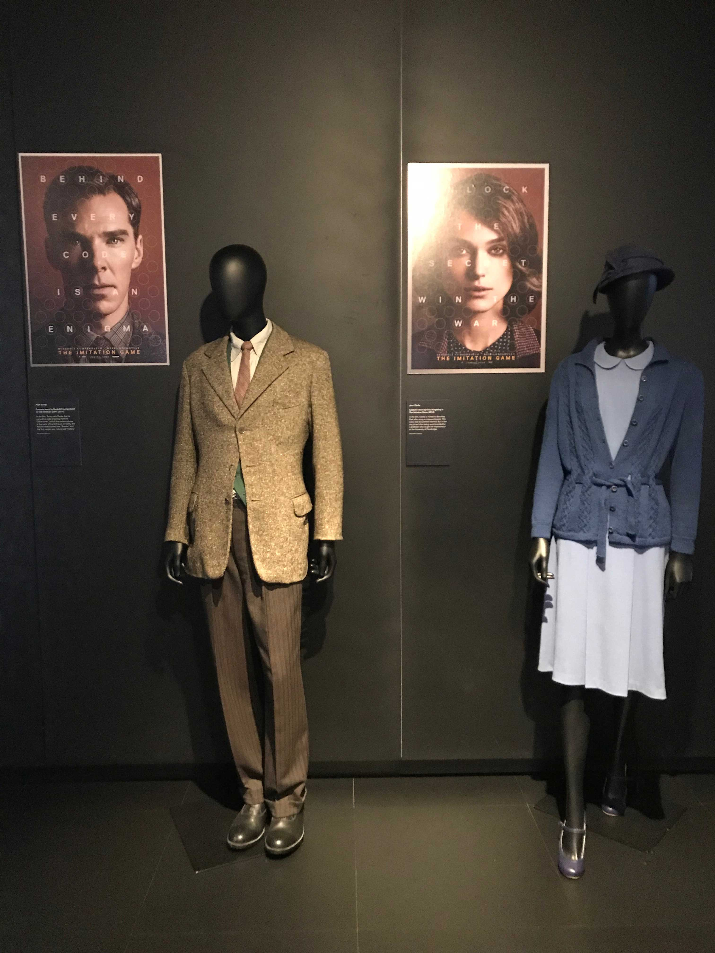costumes inside spyscape