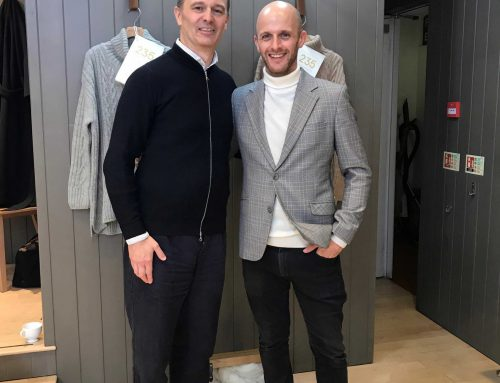 Ian Maclean – Managing Director – Talks John Smedley and James Bond