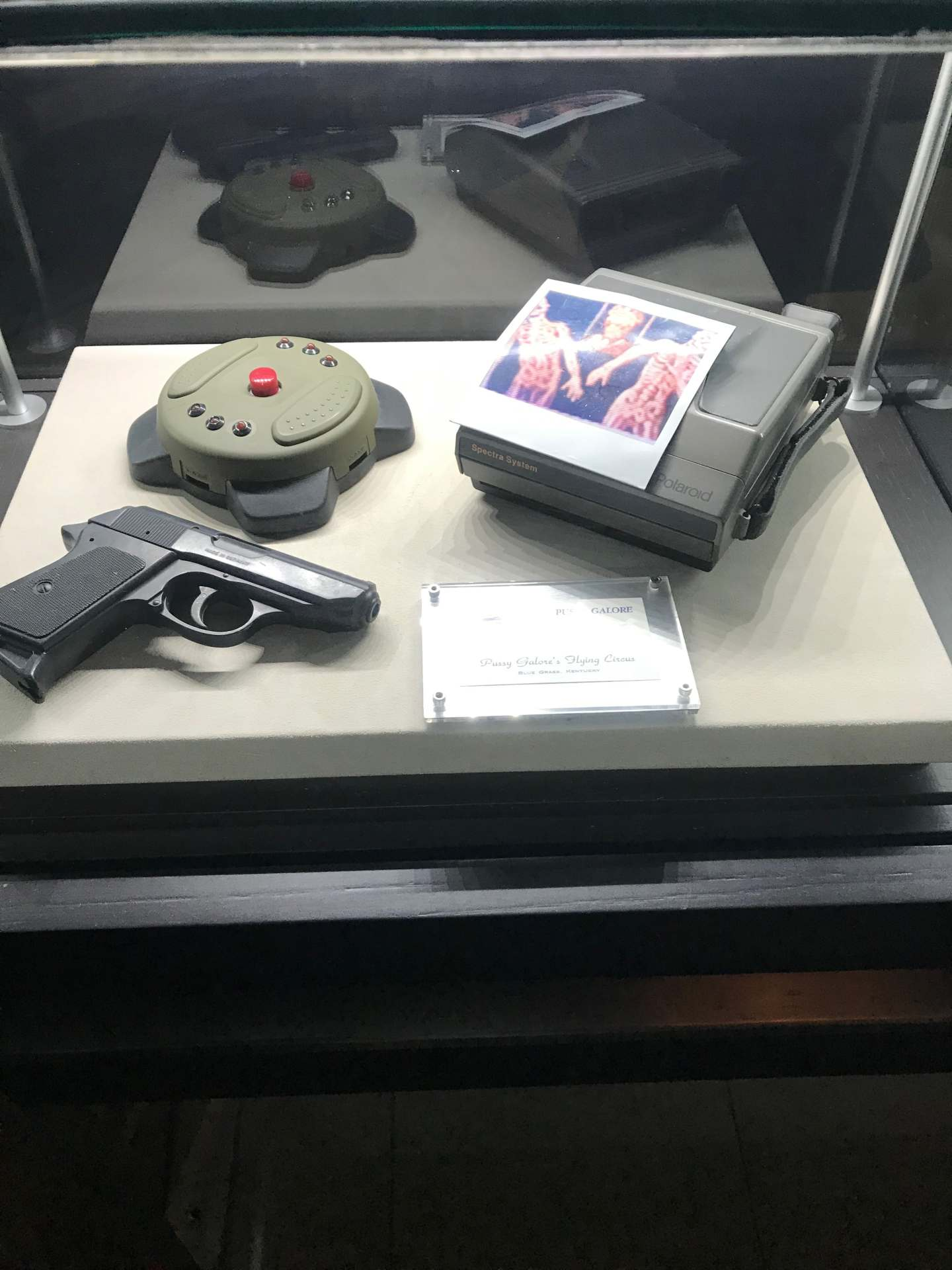 movie props in the dezer collection