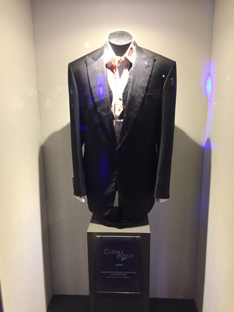 Casino royale tuxedo