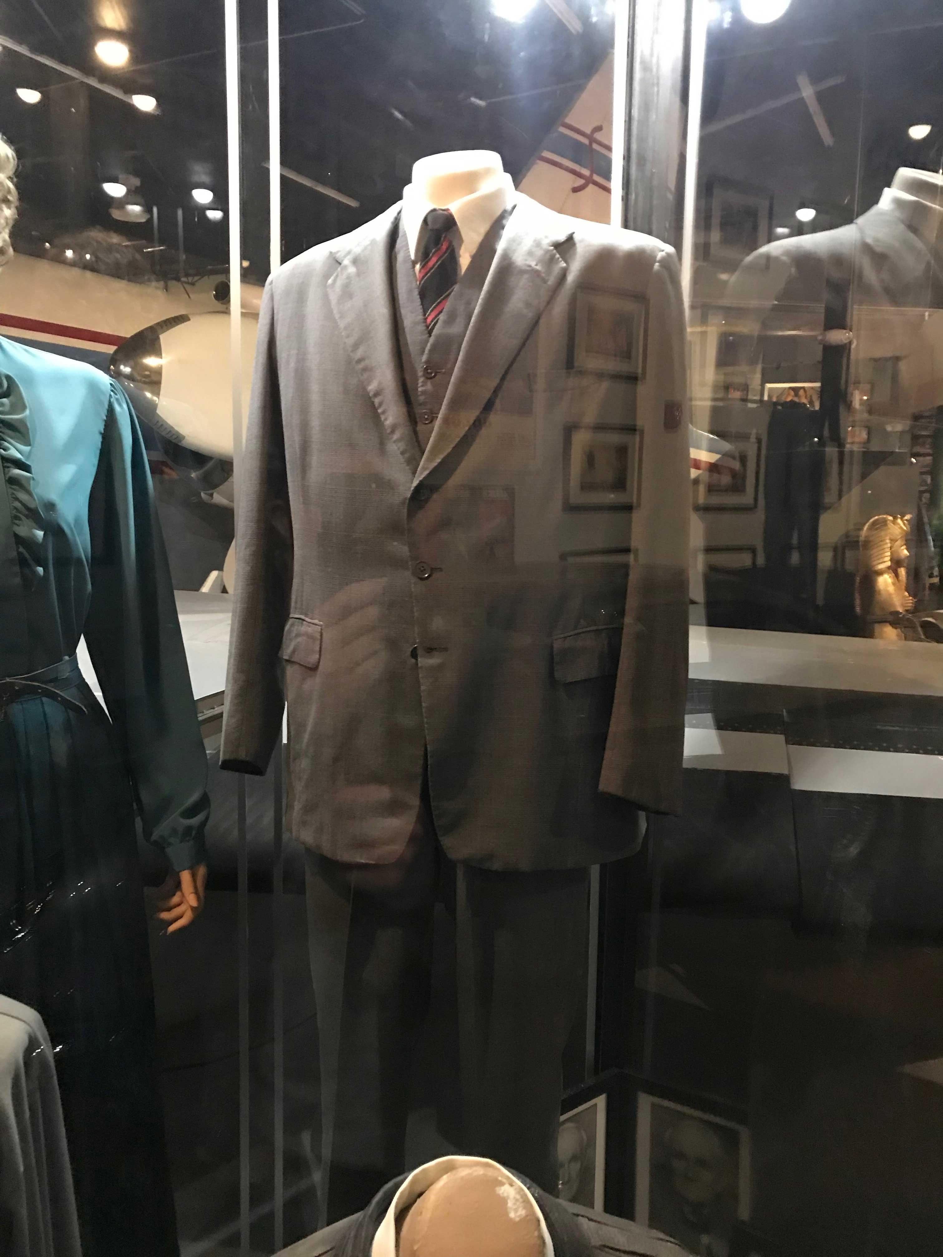 Q three piece suit