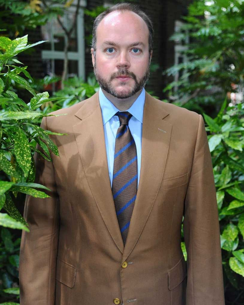 Jonathan Sothcott style icon