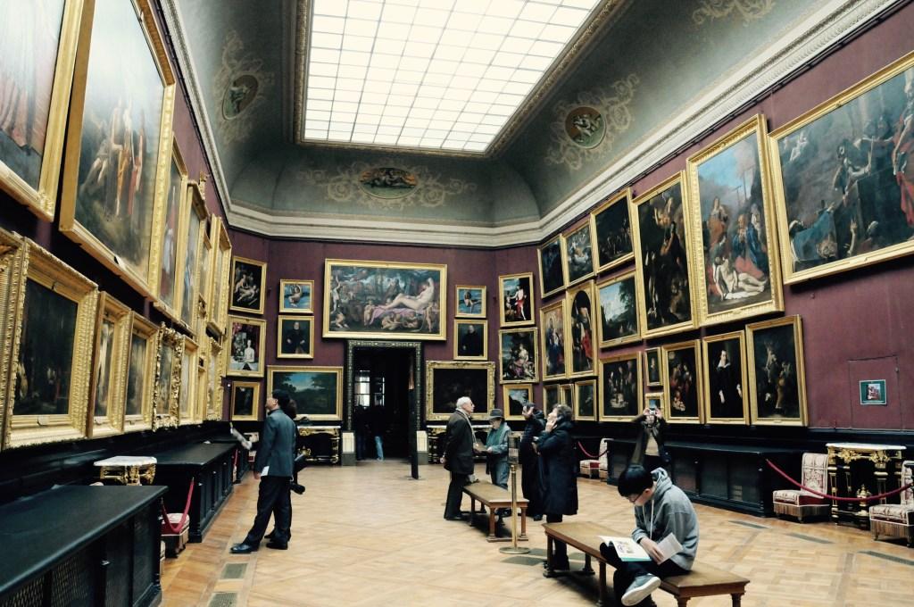 Inside Chateau De Chantilly