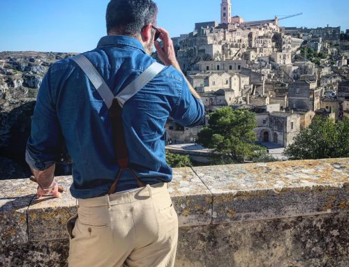 Our Man in Matera | No Time to Die James Bond locations