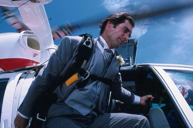 John glen talks timothy dalton licence to kill