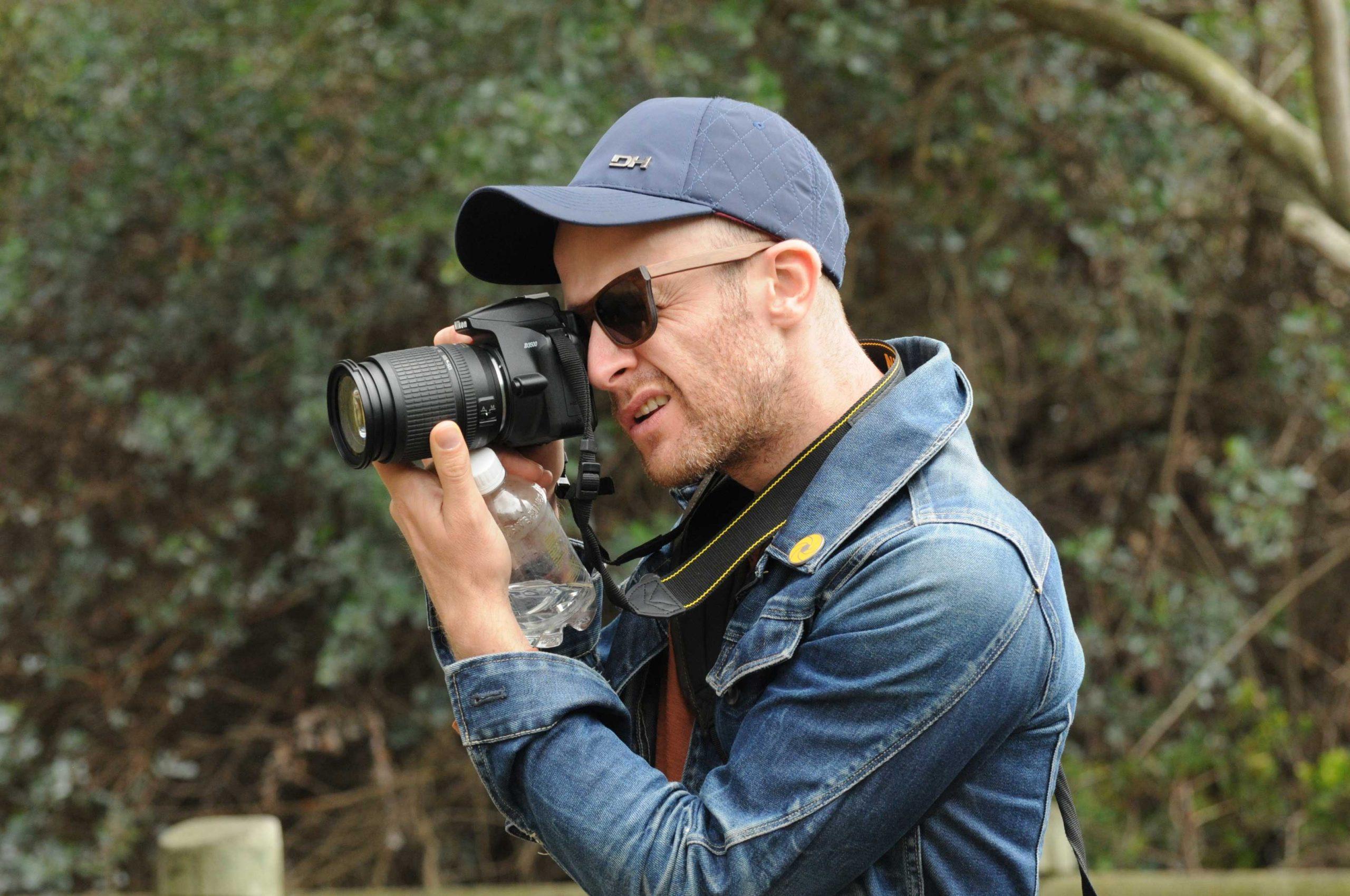 Nikon Camera photographer