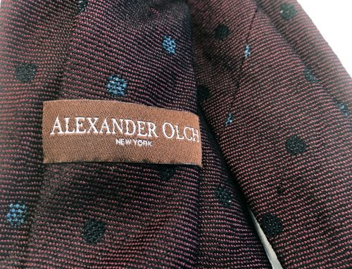 46 – Alexander Olch and THAT Matera Tie
