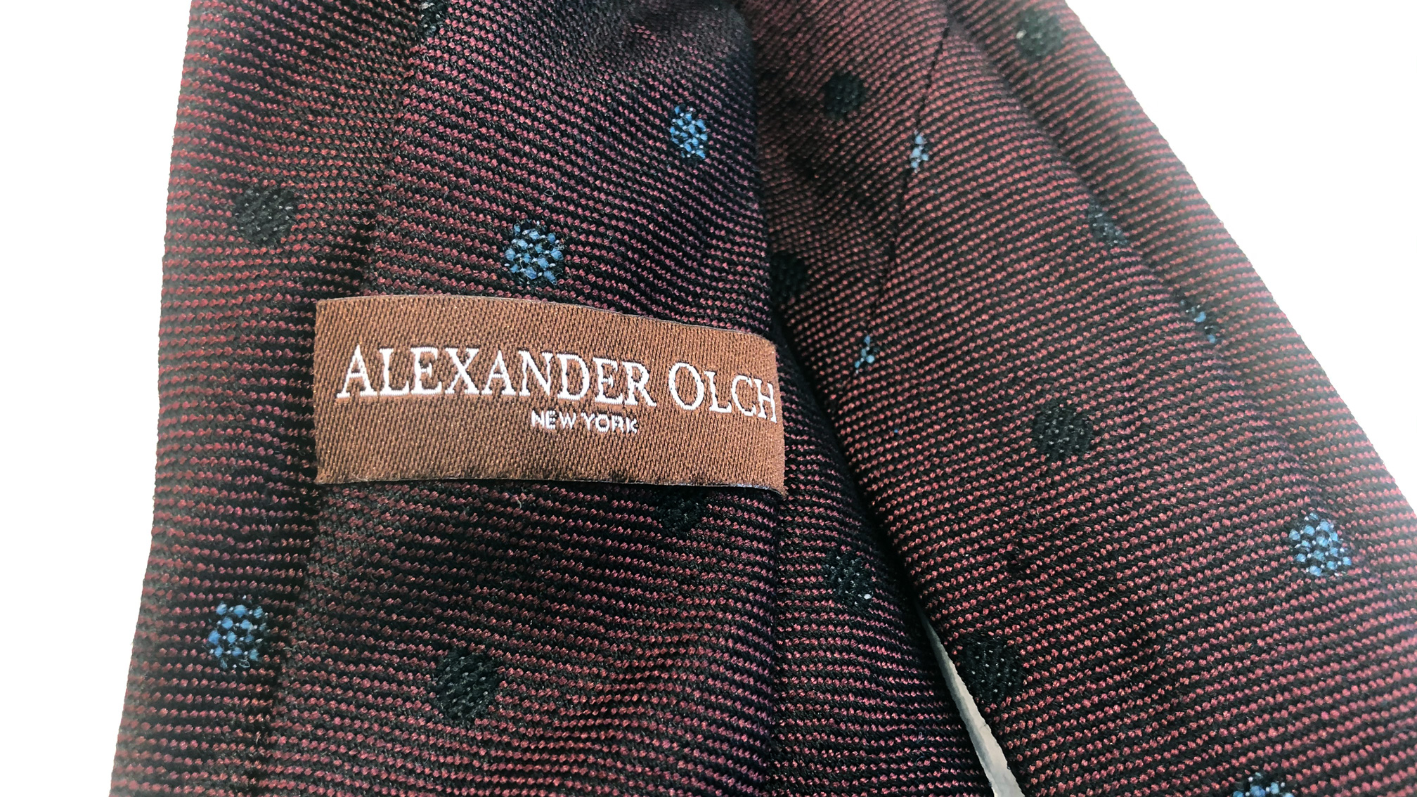 The Alexander Olch Tie from No Time to Die