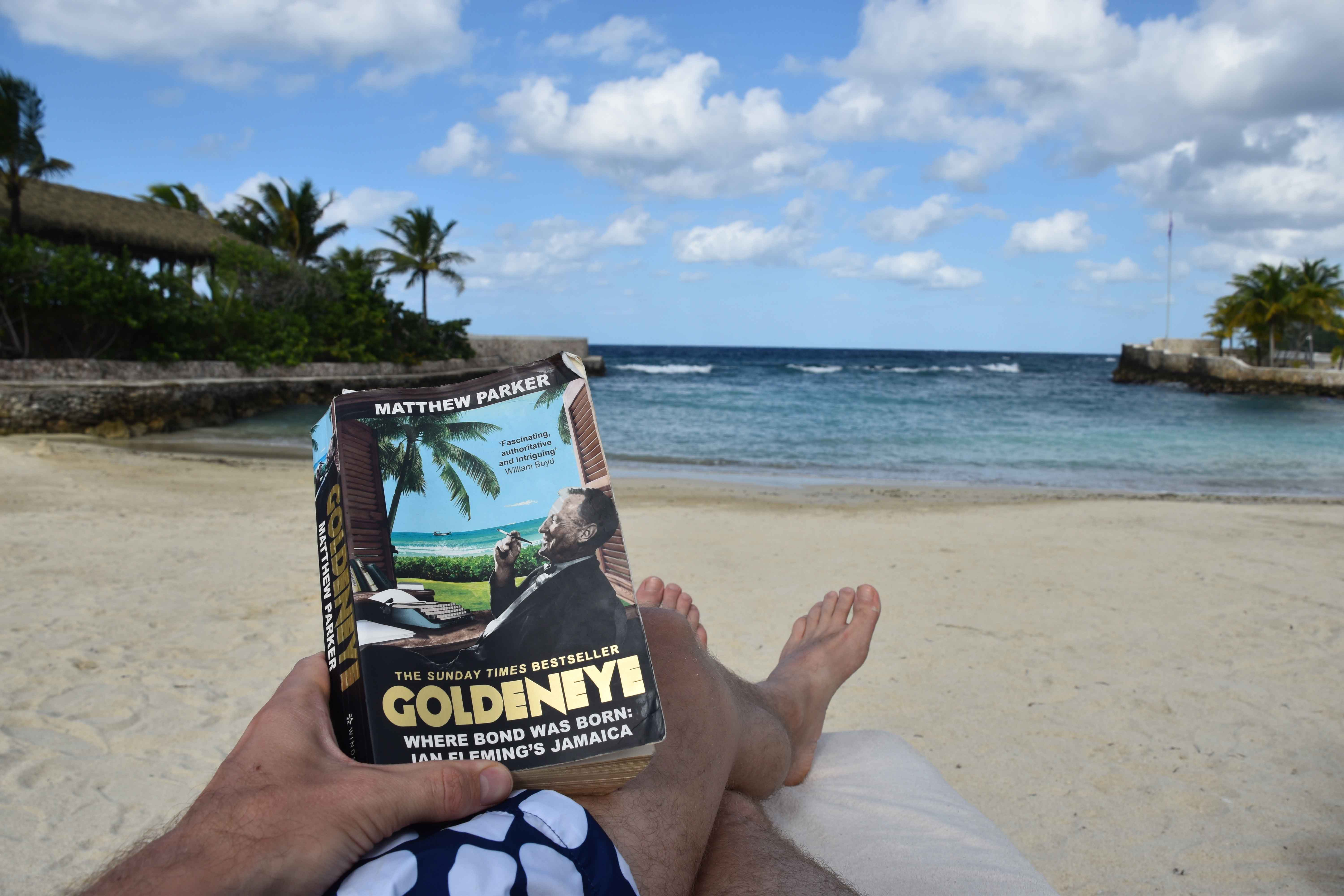 Goldeneye beach book