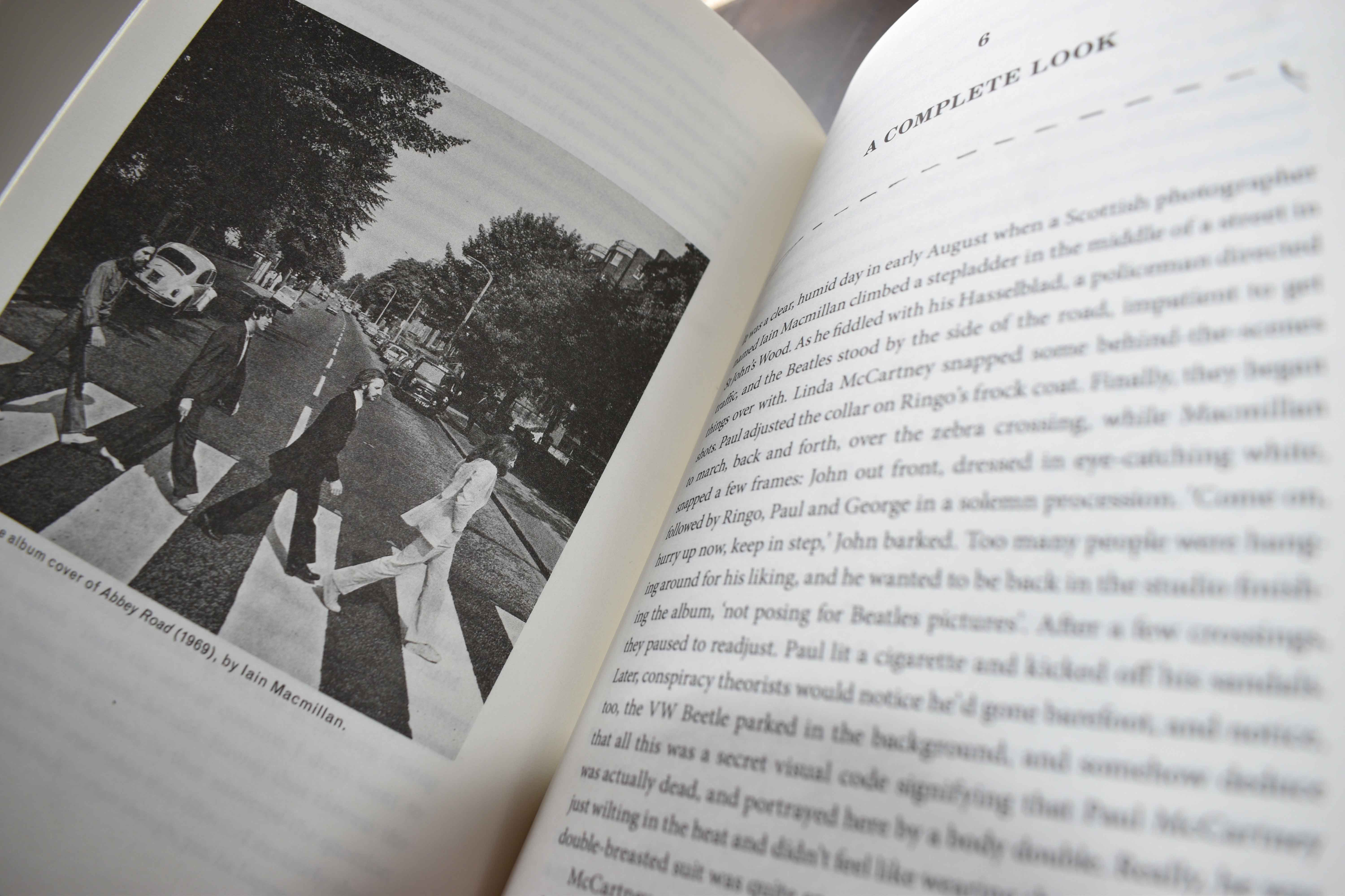 The Beatles Tommy Nutter Book