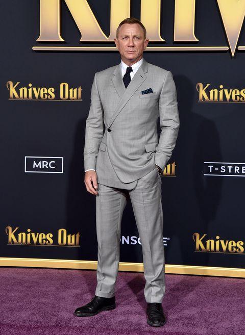 Daniel Craig Knives out