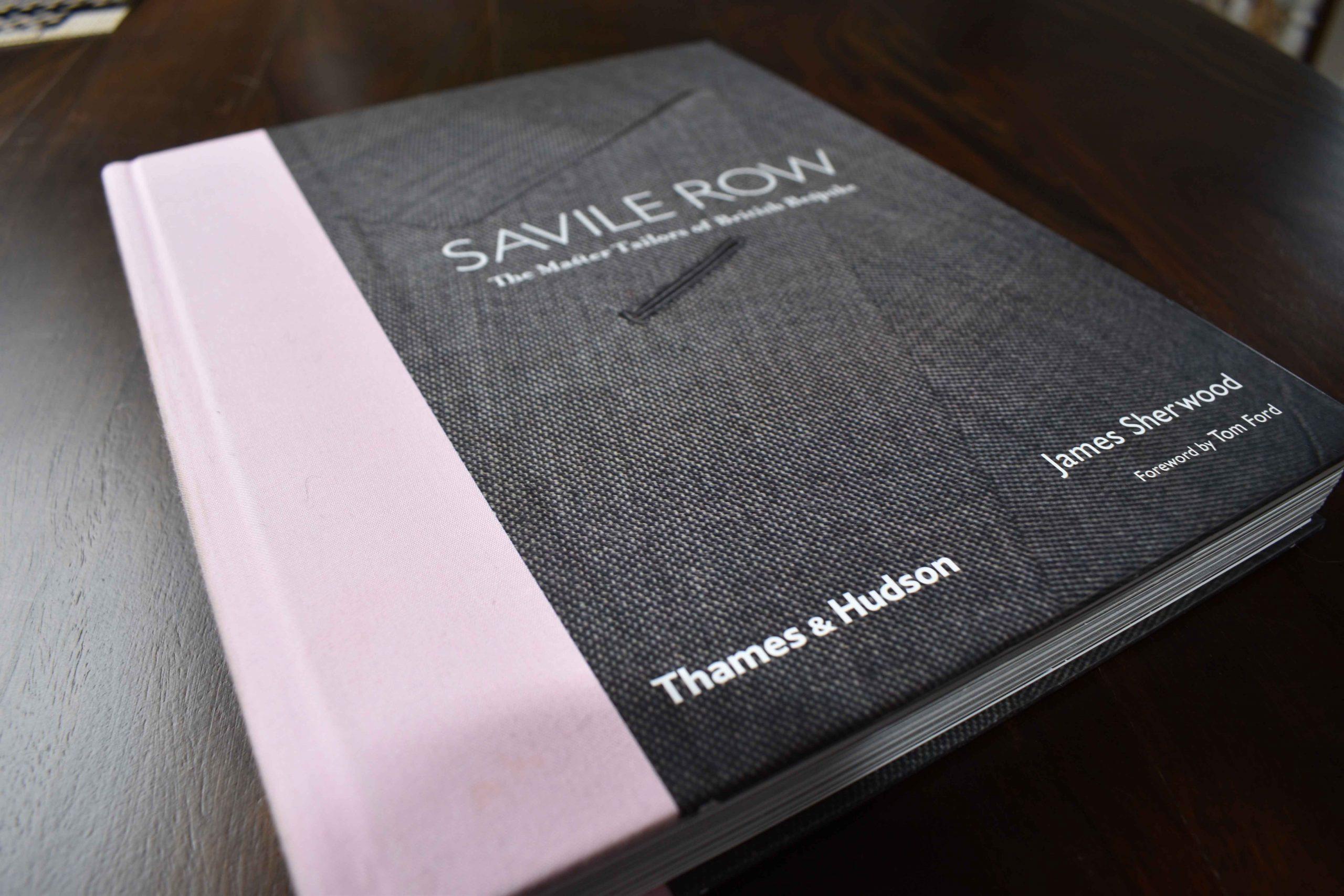 Savile Row fashion books