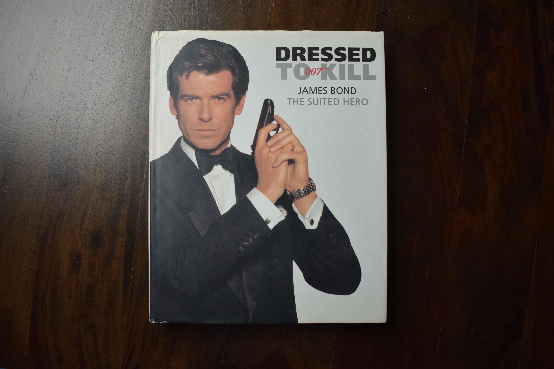 Dressed to Kill James Bond book