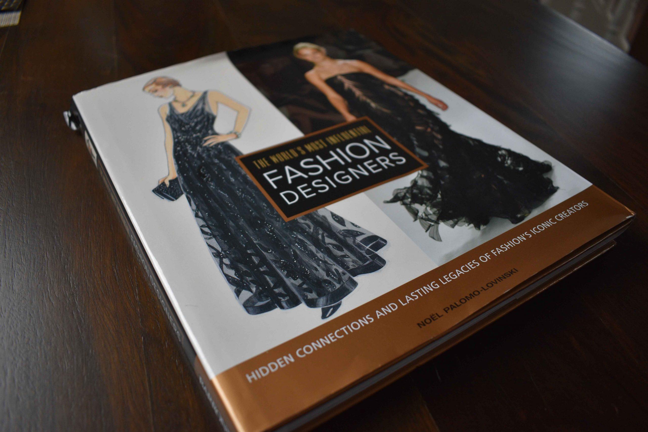 Best Fashion books - Fashion Designers