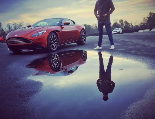 Archie Brooksbank from Bladesman Productions on Working with Aston Martin