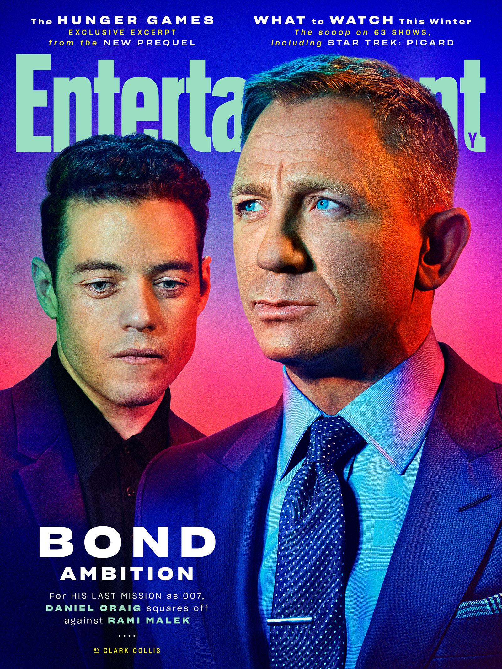 Daniel Craig entertainment weekly