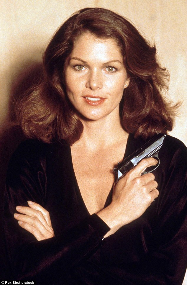 Lois Chiles in Moonraker