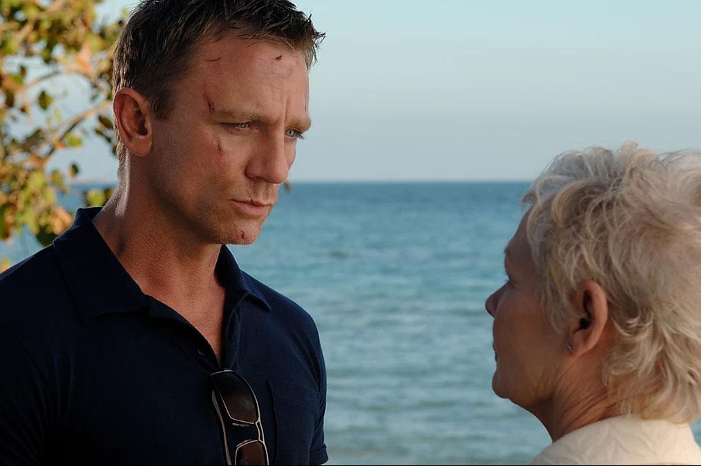 Daniel Craig Sunspel Riviera Polo