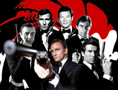 59 – The Man who has met every James Bond