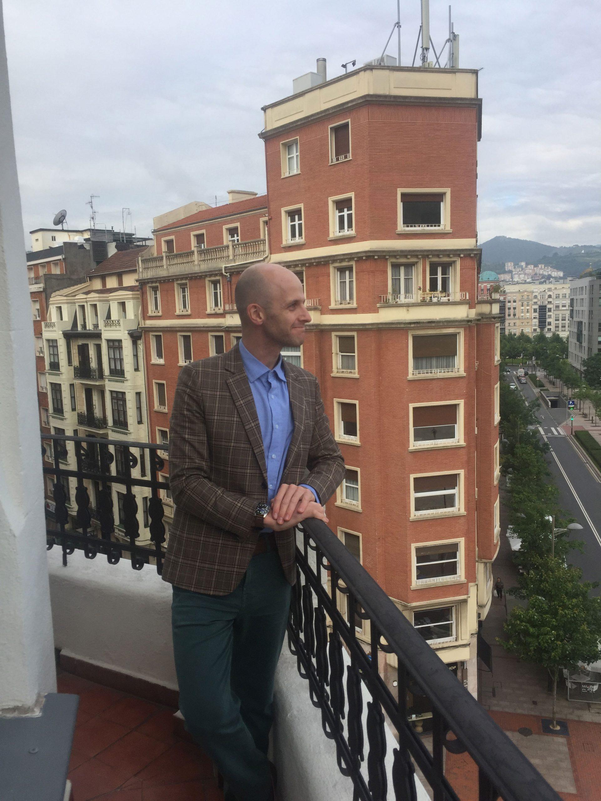 Bilbao James Bond location
