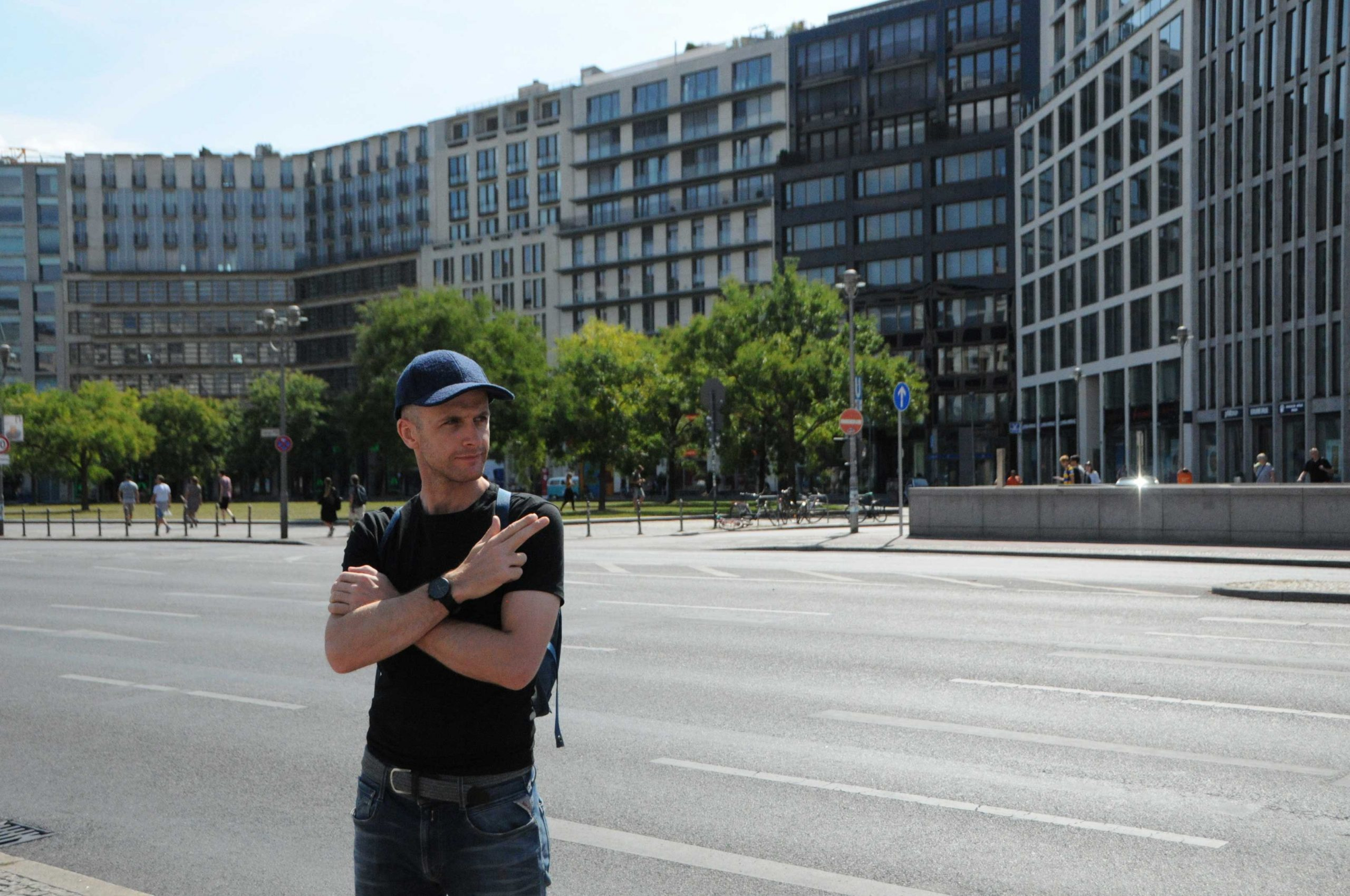 james bond locations berlin