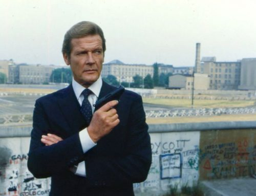JAMES BOND LOCATIONS AND PROMO SHOTS IN BERLIN