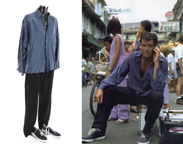 brosnan outfit tomorrow never dies