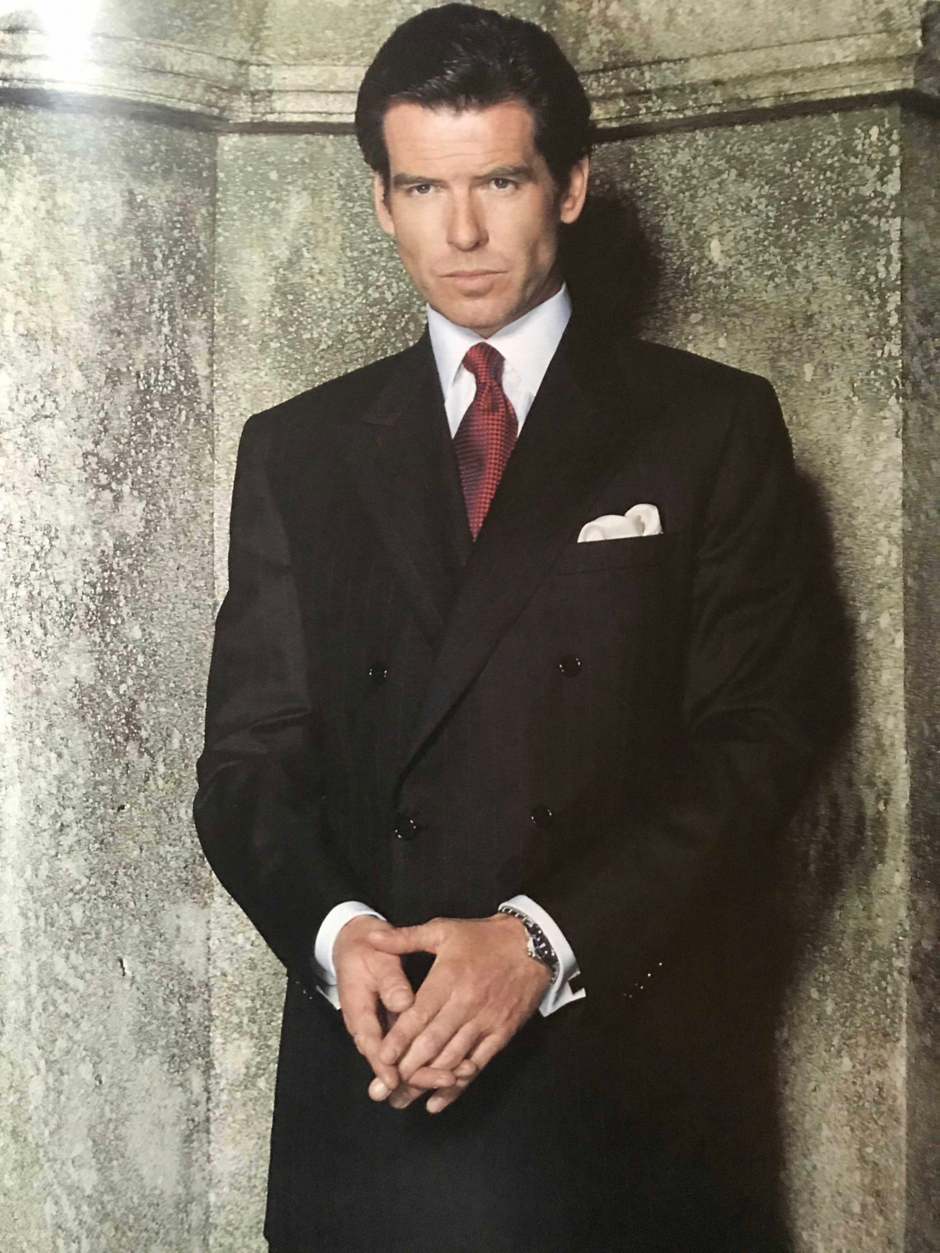 the Suits from Goldeneye