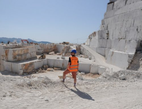 THE CARRARA MARBLE QUARRIES | THE BEST JAMES BOND LOCATION?