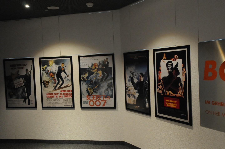 bond posters
