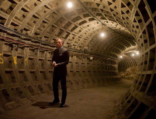SKYFALL | JAMES BOND LOCATION – THE LONDON UNDERGROUND SCENE