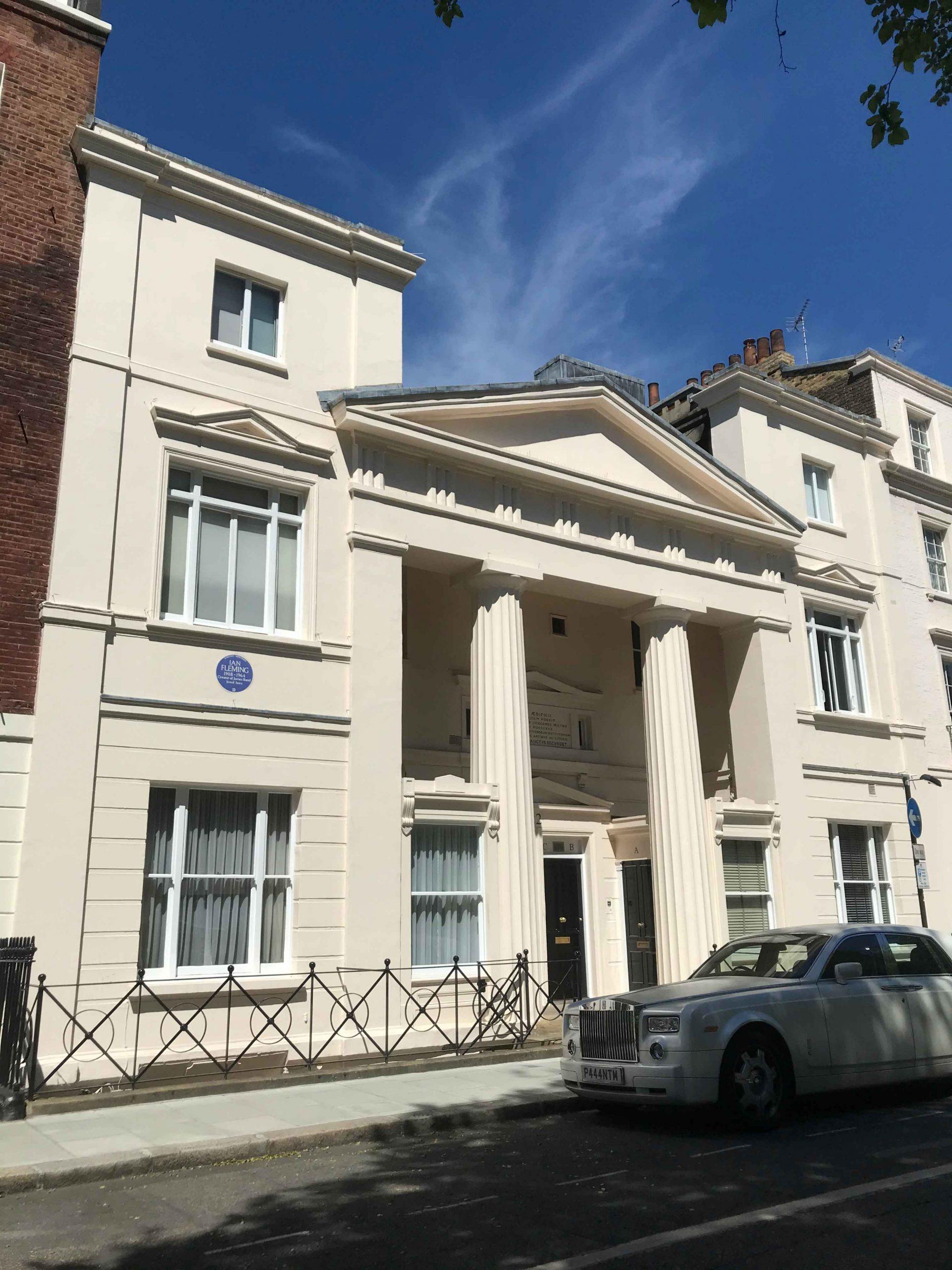 Ian Fleming House