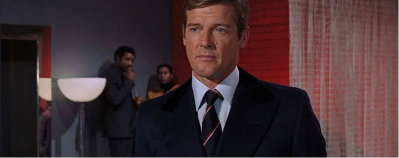 roger moore benson and clegg tie