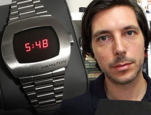 72 – The Digital Watches and Moore – Remmert Van Braam from Bond Lifestyle