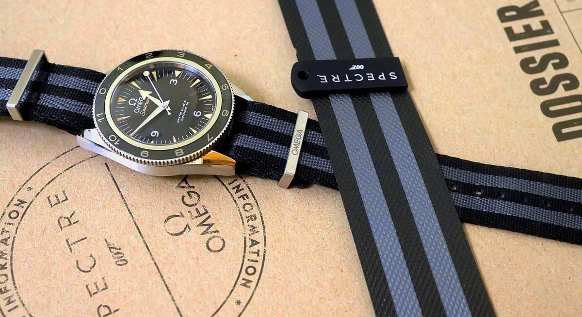 Gadget Watches of James Bond