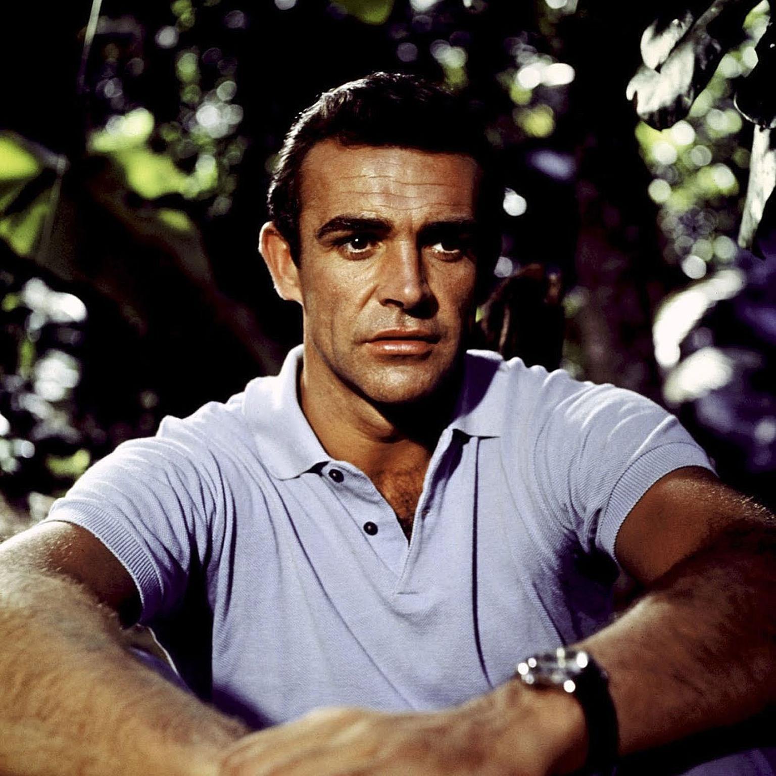 James Bond and Rolex