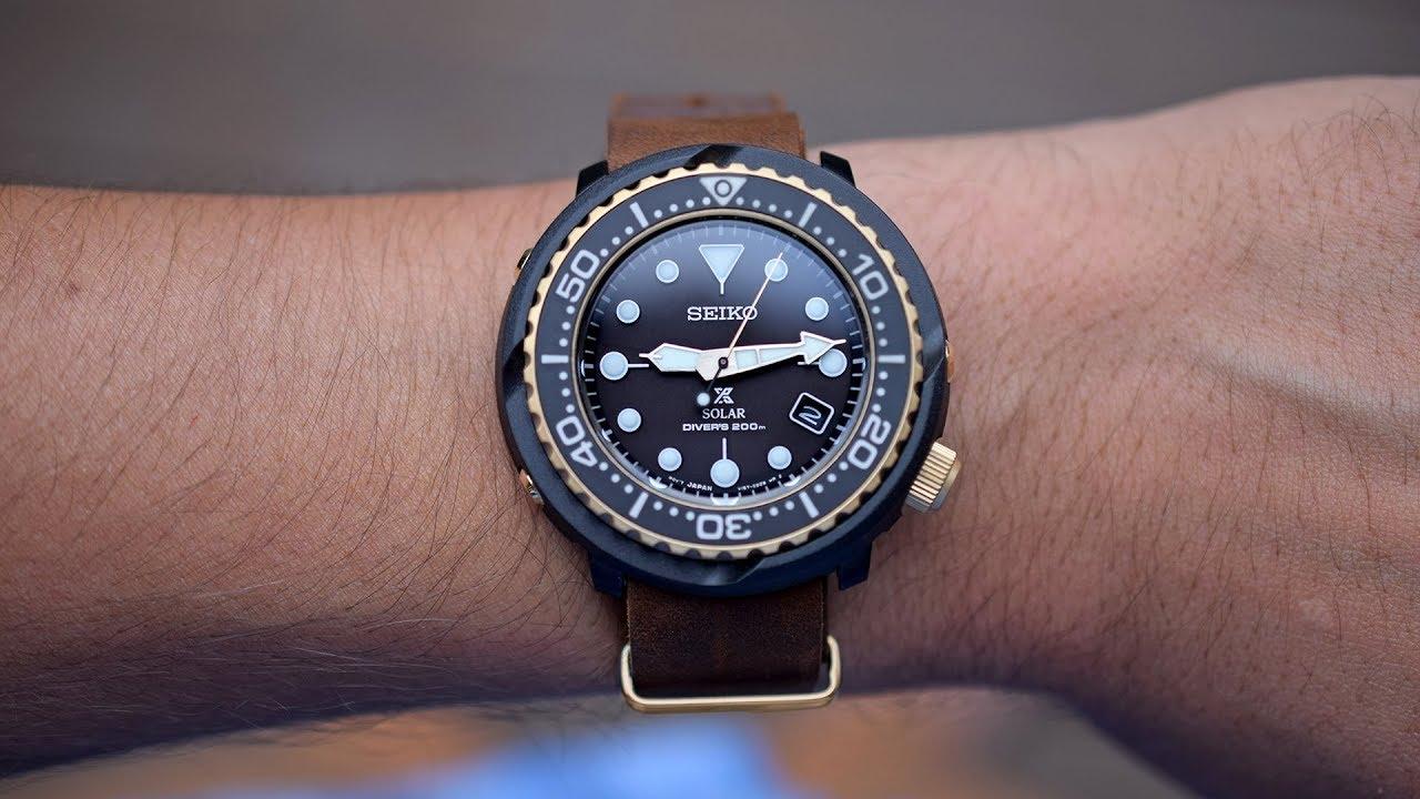 Seiko Prospex SNE498 Solar Tuna