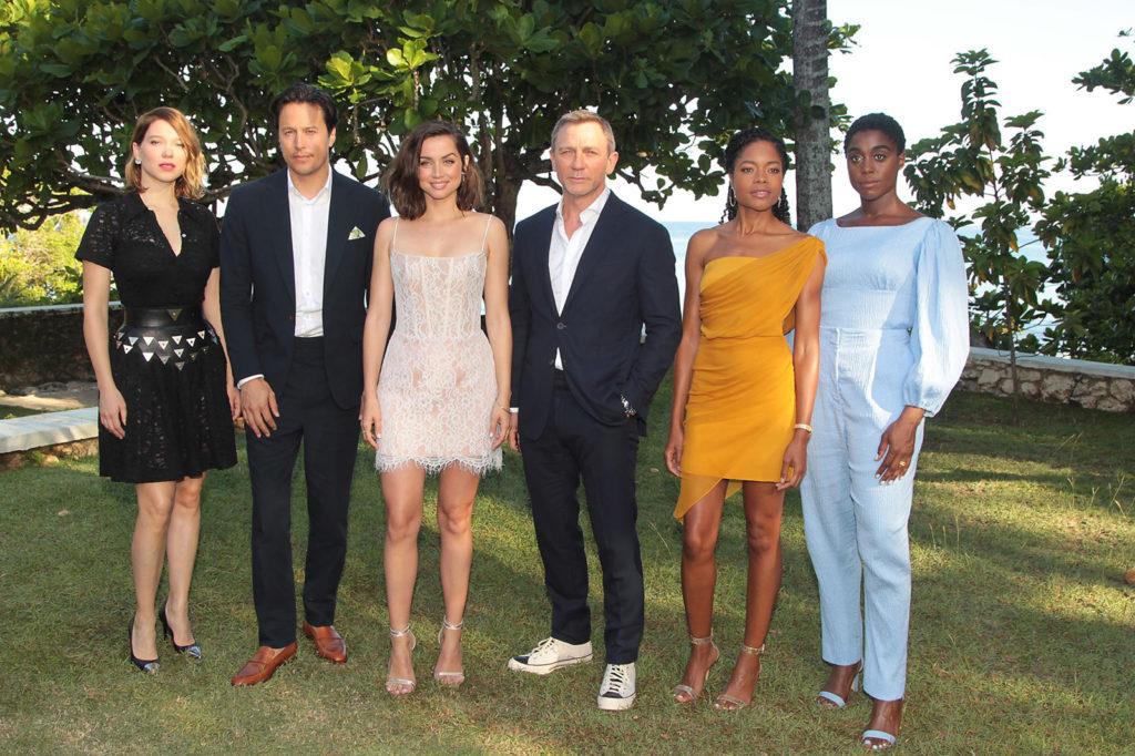 Bond 25 press conference