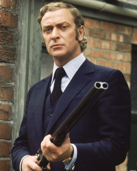 Iconic Mohair Suits Michael Caine