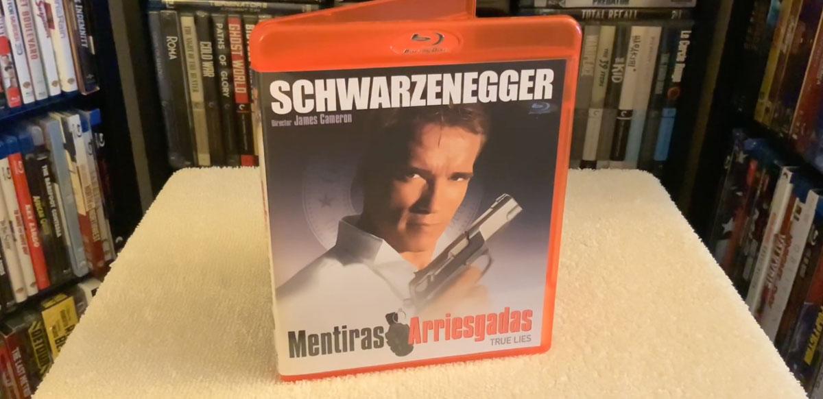 Arnold Schwarzenegger True Lies Blu Ray