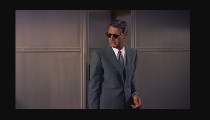 cary grant north by north west iconic look