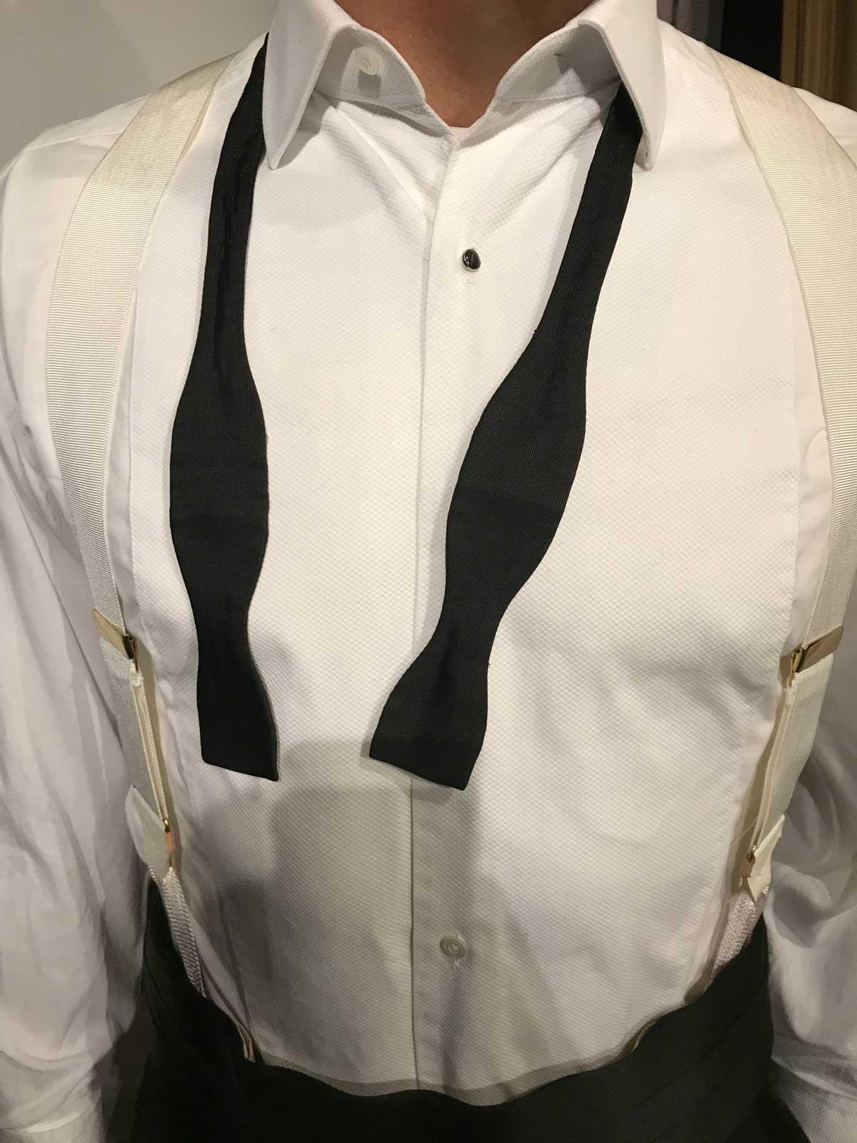 Madame Tussauds daniel craig shirt